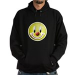 Clown Smiley Hoodie (dark)