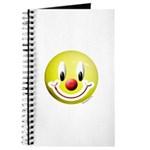 Clown Smiley Journal