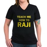 Teach Me How To Raji Shirt