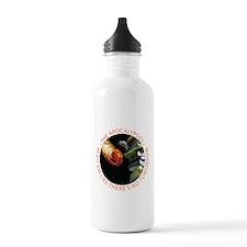 The Apocalypsies-Custom Water Bottle