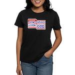 One Nation Under God Women's Dark T-Shirt