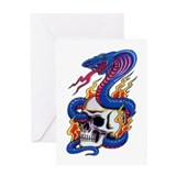Tattoo Greeting Card