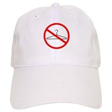 No Wire Hangers Baseball Cap