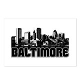 Baltimore Skyline Postcards (Package of 8)