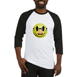 Groucho Smiley Baseball Jersey