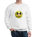 Groucho Smiley Sweatshirt