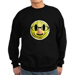 Groucho Smiley Sweatshirt (dark)