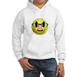 Groucho Smiley Hooded Sweatshirt