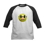 Groucho Smiley Kids Baseball Jersey