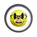 Groucho Smiley Wall Clock