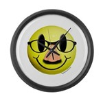 Groucho Smiley Large Wall Clock