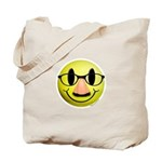 Groucho Smiley Tote Bag