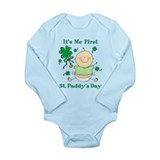 Me 1st St. Paddy's Day Baby Suit