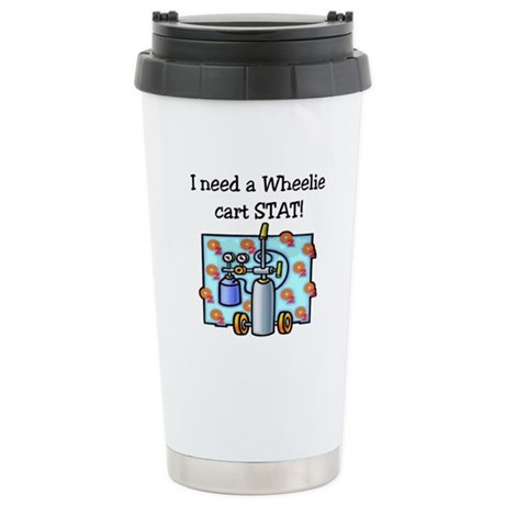 Customized Ceramic Travel Mug