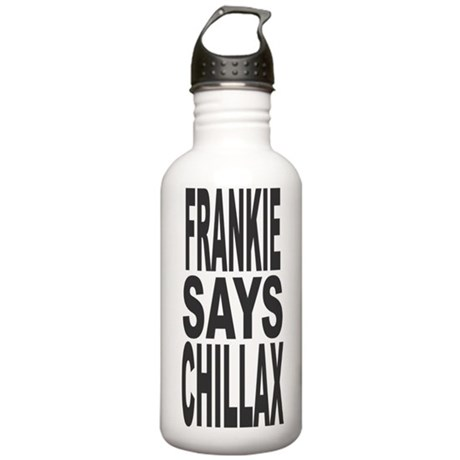 frankie says... Stainless Water Bottle 1.0L