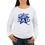 Greatest Coolest DAD Women's Long Sleeve T-Shirt