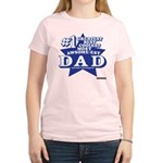 Greatest Coolest DAD Women's Light T-Shirt