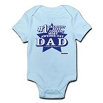 Greatest Coolest DAD Infant Bodysuit