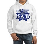 Greatest Coolest DAD Hooded Sweatshirt