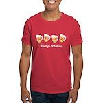 4 Pitchers Dark T-Shirt