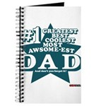 #1 Dad Journal