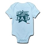 #1 Dad Infant Bodysuit