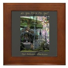 Cute Holidays and occasions Framed Tile