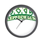 XXL Leprechaun_2 Wall Clock