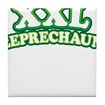 XXL Leprechaun_2 Tile Coaster