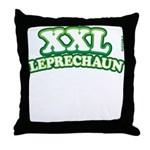 XXL Leprechaun_2 Throw Pillow