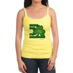 Kiss Me... I'm Drunkish! Jr. Spaghetti Tank