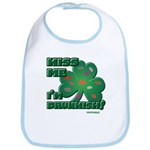 Kiss Me... I'm Drunkish! Bib