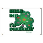 Kiss Me... I'm Drunkish! Banner