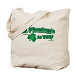 St Patrick's Day t-shirt, Mr Tote Bag