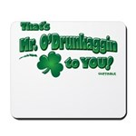 St Patrick's Day t-shirt, Mr Mousepad