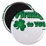 St Patrick's Day t-shirt, Mr Magnet