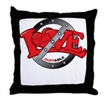 Single by Choice Throw Pillow