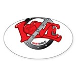 Single by Choice Sticker (Oval 10 pk)