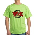 Single by Choice Green T-Shirt