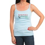 Kiss My Fannie Mae! Jr. Spaghetti Tank