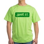 Greedy St. Green T-Shirt