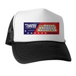 Wallstreet & Greed Trucker Hat