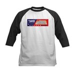 Wallstreet & Greed Kids Baseball Jersey