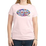 lmao @ U : P Women's Light T-Shirt
