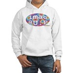 lmao @ U : P Hooded Sweatshirt