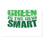 Green is the New Smart! Postcards (Package of 8)