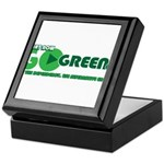 Go Green! Keepsake Box