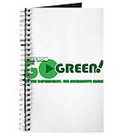 Go Green! Journal