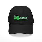 Go Green! Black Cap