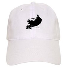 Playful Cat Baseball Cap